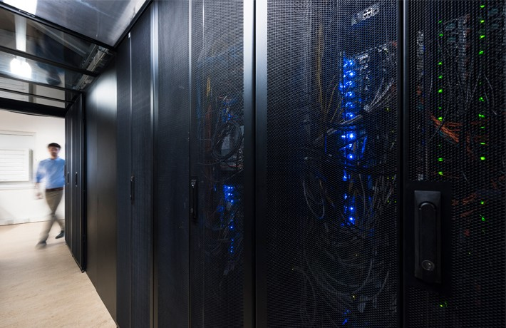Chillere til datacentre